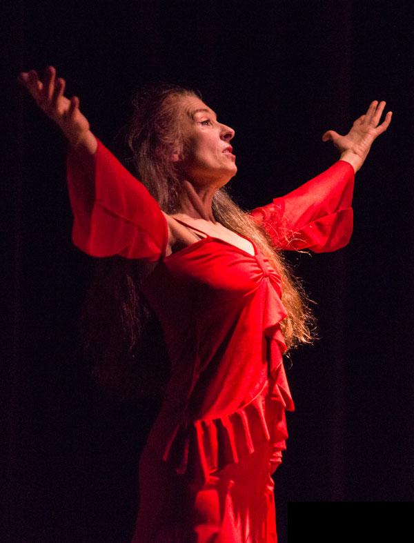 Nathalie arnoux artiste théâtre